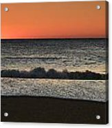 Rising To The Occasion - Jersey Shore Acrylic Print