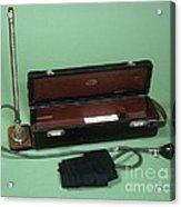 Riva-rocci Sphygmomanometer, Circa 1910 Acrylic Print