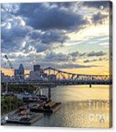 River City - D008587 Acrylic Print