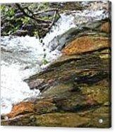 River Flow Acrylic Print