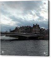 River Ness Bridgeway Acrylic Print