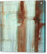 River Of Desire 1 By Madart Acrylic Print