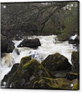River In County Kerry Ireland Acrylic Print