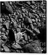 River Of The Stones  Acrylic Print