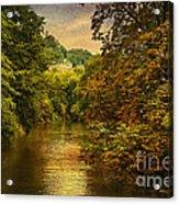 River Path Acrylic Print