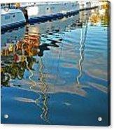 River Reflection Acrylic Print