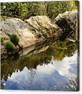 River Reflections IIi Acrylic Print