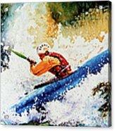 River Rush Acrylic Print