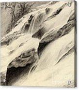 River Stream Acrylic Print
