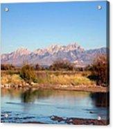 River View Mesilla Acrylic Print