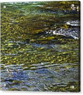 River Water 2 Acrylic Print