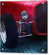 Road Rod  Acrylic Print