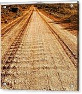 Road To Everywhere Acrylic Print