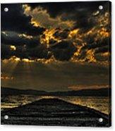 Road To Heaven Acrylic Print