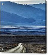 Road To Hell Acrylic Print