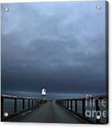 Road To Lindisfarne Acrylic Print