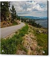 Road To Naramata Acrylic Print