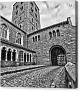 Road To The Gatehouse Acrylic Print