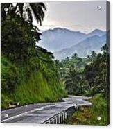 Roads Acrylic Print