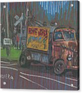 Roadside Advertising Acrylic Print