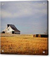 Roadside Barn Acrylic Print