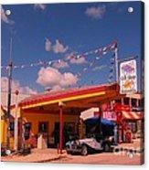 Roadside Near Deadwood South Dakota Acrylic Print