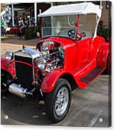 Roadster Redone For Fun Acrylic Print