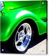 Roadster Wheels Acrylic Print