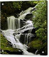 Roaring Creek Falls Acrylic Print