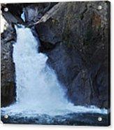Roaring River Falls Acrylic Print