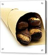 Roasted Chestnut Acrylic Print