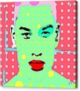 Rob Evans Acrylic Print