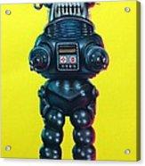 Robby The Robot Acrylic Print