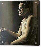 Robert De Niro Acrylic Print