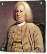 Robert Dinwiddie (1693-1770) Acrylic Print