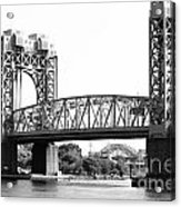 Robert F. Kennedy Bridge Acrylic Print