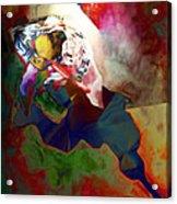 Robert Johnson Acrylic Print