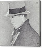 Robert Montgomery  Acrylic Print
