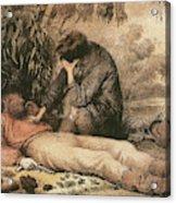 Robert O'hara Burke (1820-1861) Acrylic Print