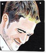 Robert Pattinson 121 Acrylic Print
