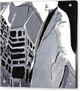 Robert Pattinson 129 Acrylic Print