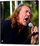 Robert Plant 2 Acrylic Print