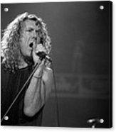 Robert Plant Acrylic Print