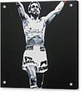 Roberto Duran 1 Acrylic Print