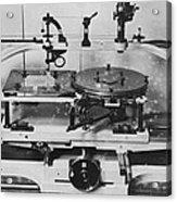 Roberts' Stellar Pantograver Acrylic Print by Science Photo Library