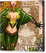 Robyn Hood 03e Acrylic Print