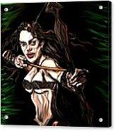 Robyn Hood Acrylic Print