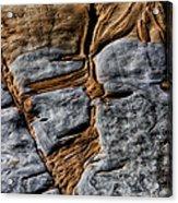 Rock Art Acrylic Print