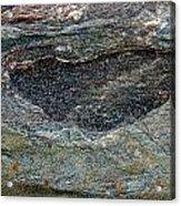 Rock Formation 1a Acrylic Print