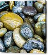 Rock In A Hard Place Acrylic Print